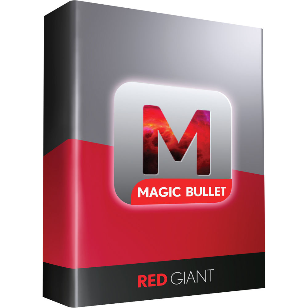 Red Giant Magic Bullet Suite 2021 For Mac OS