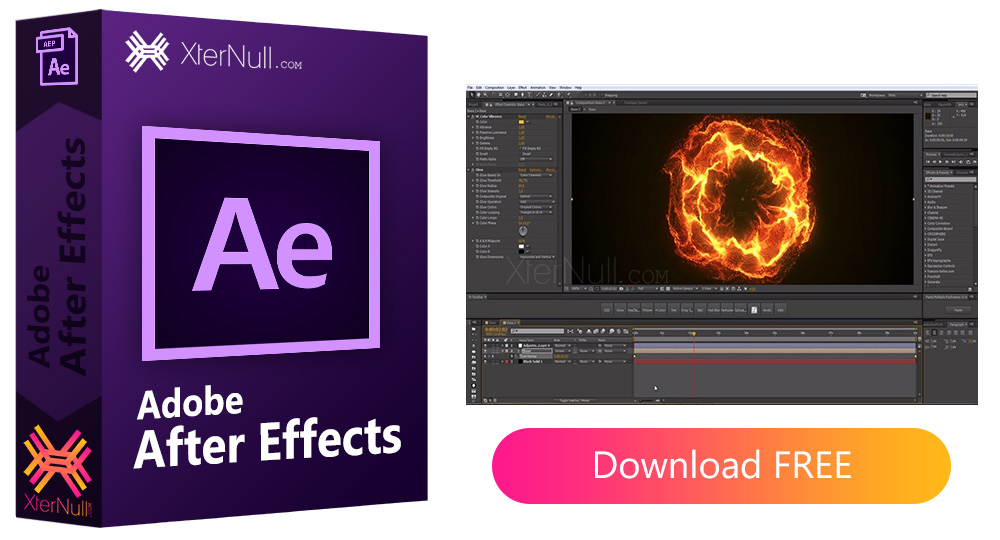 Adobe After Effects CC 2021 Visual Effects, Graphics Software