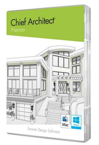 Chief Architect Premier X latest version cover