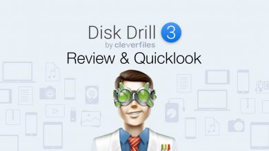 Disk Drill Free Download For MAC